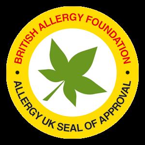 British Allergy Foundation Seal logo.png